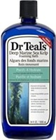 Dr Teal's Deep marine sea kelp foaming bath, 1000