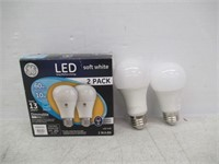 GE Lighting 67591 Dimmable LED A19 Light Bulb with