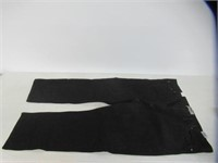Wrangler Men's 46x30 Pants, Black