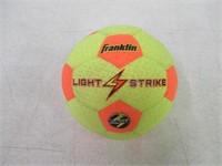 Light-Strike Size 3 Soccer Ball by Franklin