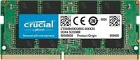 Crucial 8GB Single DDR4 2400 MT/S (PC4-19200) SR