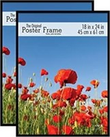 The Original Poster Frame 18in x 24in - 3 Pack
