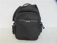 Calvin Klein Lane Nylon Key Item Backpack, Black