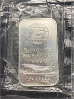 1 Troy Ounce Of Fine Silver