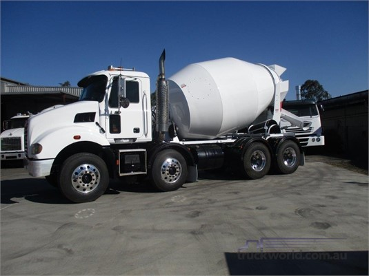 2009 Mack Metro Liner 8x4 Rocklea Truck Sales - Trucks for Sale