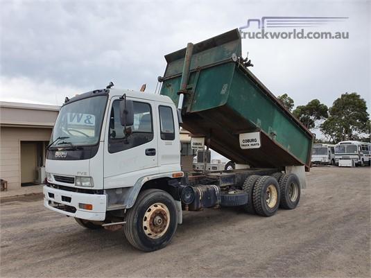 1998 Isuzu FVZ - Trucks for Sale
