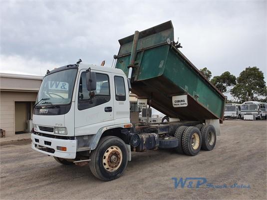 1998 Isuzu FVZ W & P Truck Sales  - Trucks for Sale