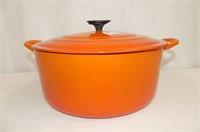 LeCreuset Cast Pot
