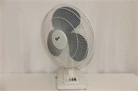 Super Oscillating Table Fan