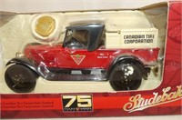 CTC Collectibles--48 Ford No.5, 22 Studebaker No.1