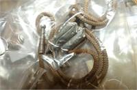 Costume Jewellery--Earrings, Dinner Rings,