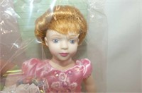 "3 Porcelain Dolls-Avon 'Ballet Recital' 9.5""H"