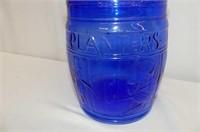 "Planters Peanut Cookie Jar 10""H"