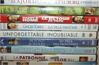 17 Romance & Comedy DVD's