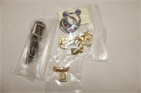 Costume Jewellery--Boyds Bears Pins, Earrings,