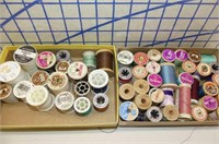 Dressmakers Board, Thread, Ric Rac, Singer