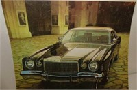 Literature--Ford Torino 1974-75-76, Cordoba 1976-7