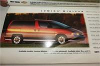 Literature--General Motors 1993-95