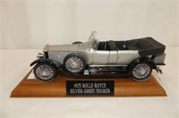 1925 Rolls Royce Silver Ghost Tourer on Display Bo