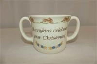 RD Bunnykins--6 Pcs.--Bowls, Plates, Cups