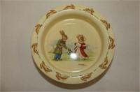 Czech, RD, Buffalo Pottery--5 Bowls, 3 Saucers