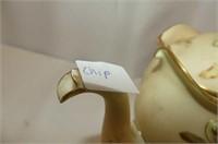 3 Pc. German Tea Set (chip on spout), Taylor Barom
