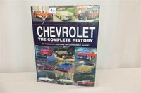 Chevrolet-The Complete History by The Auto Editors