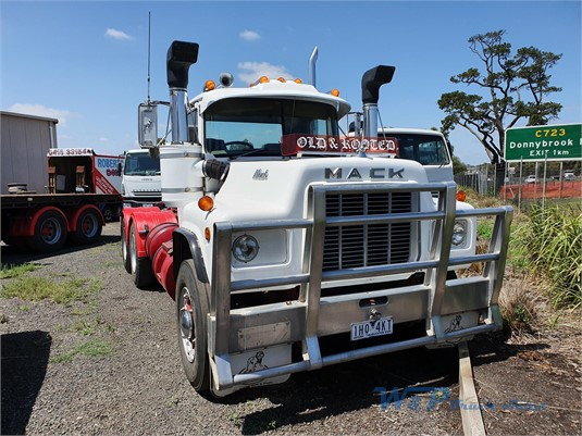 1981 Mack R686S W & P Truck Sales - Trucks for Sale
