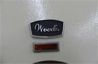 Woods Upright Freezer  Model U47P