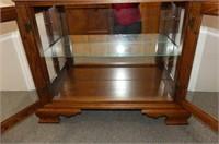 Oak Hall Cabinet