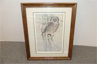 Owl by Paul Harpley               2701/3000
