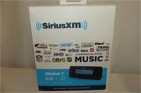 Sirius XM Stratus 7 Radio & Home Kit, 2 Logitech