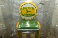 John Deere Gas Pump Bank 1950's Replica by Gearbox