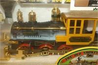The Old Smokey Express--Smoke, Working Headlight,