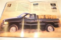 Literature--Dodge Ram      1994-98-2000-01