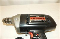 """Craftsman Reversible 3/8"""" Electric Drill, Linden W"""