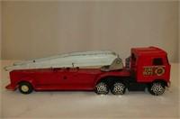 Buddy L  Fire Truck, Tonka Truck & Horse Trailer