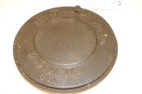 Ben H. Anderson Mfg. Co. Cover Plate
