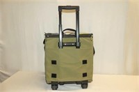 Thermos Cooler on Wheels w/Telescoping Handle
