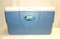 Blue Coleman Xtreme 5 Cooler w/4 Cup Holders on To