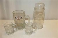 Truly 40L Tote, Planters, A&W Glassware