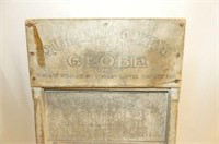 Queen City Globe Washboard
