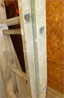 Aluminum  18' Extension Ladder