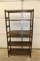 Metal 6 Shelf Storage Unit