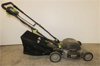 Earthwise 12 Amp Electric Mower w/Bagger