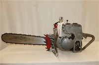 "David Bradley Vintage 20"" Chain Saw"