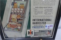 International Harvester Freezer Ad, HMS Warspite B