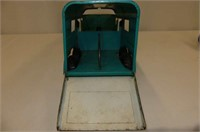 Vintage Structo Vista Dome Horse Van w/Divider