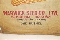 Warwick Seed Company One Bushel Bag