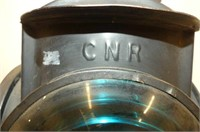 CNR Piper Montreal Electrified  Signal Lamp